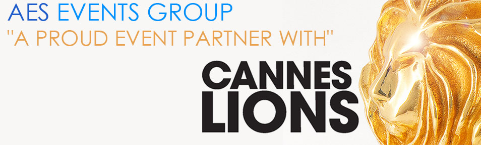 AES Partner Cannes Lions